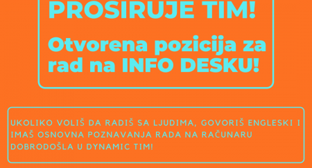 DYNAMIC PROŠIRUJE TIM!